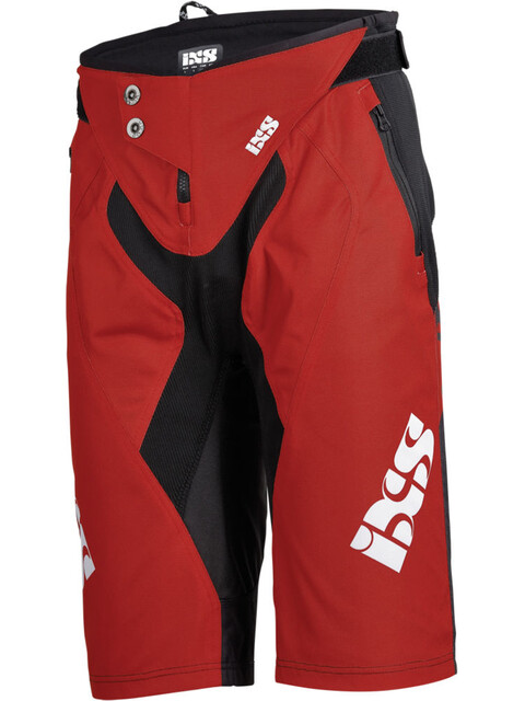 IXS Vertic 6.1 DH Shorts Men fluor red